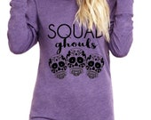 Halloween shirt Cinco de Mayo shirt Day of the dead squad ghouls shirt squad goals shirt fall shirt sugar skull shirt day of the dead shirt
