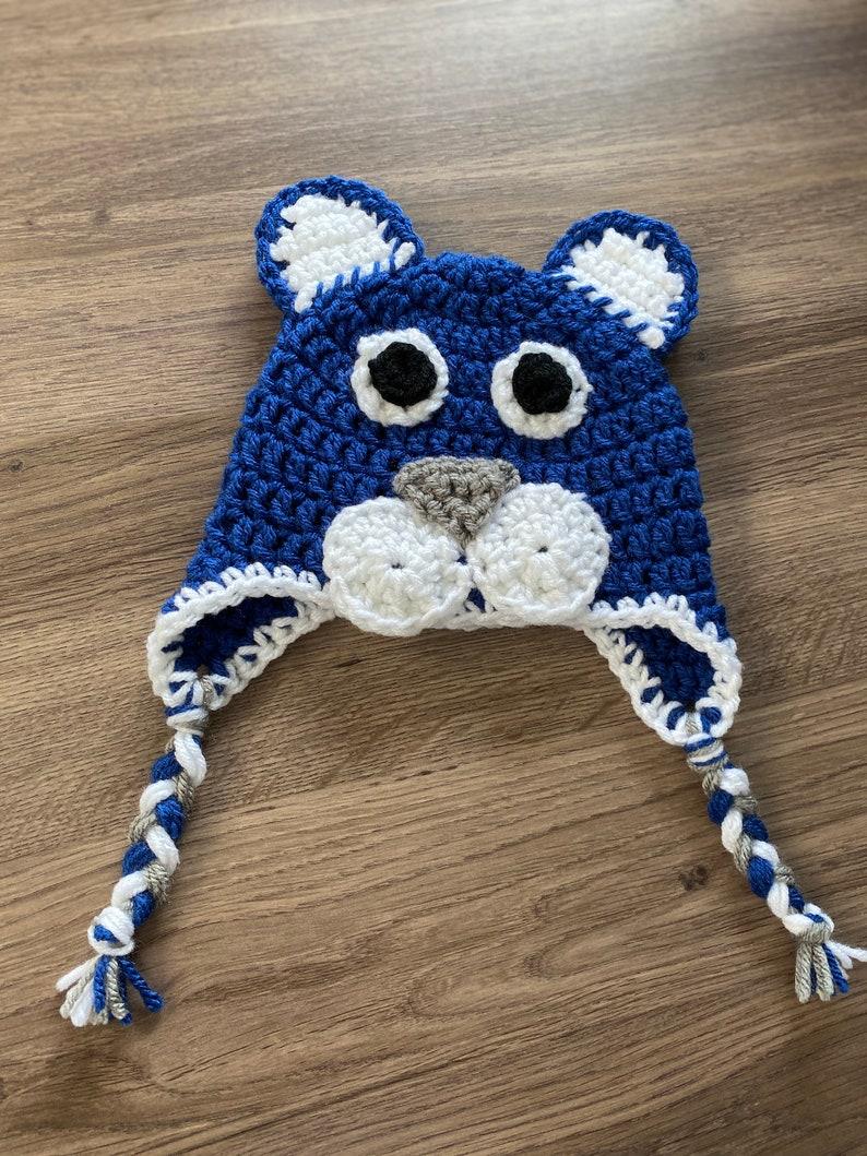 Kids BYU Cougar Hat