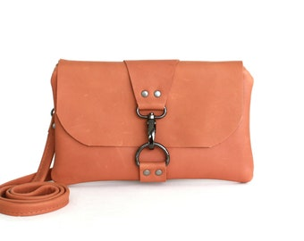 0539adc996 Unique Genuine Leather Cross Body Shoulder Handbag For Women