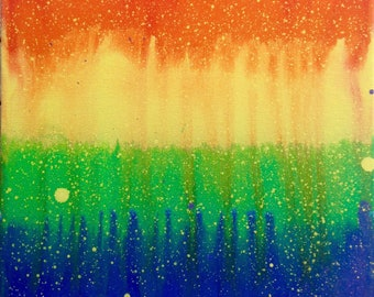 8x10 11x14 16x20 18x24 36x45 or 40x50 Stretched Canvas Print