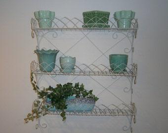 Green Diamond Shaped Planter