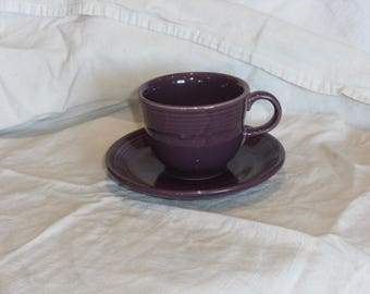 Fiesta Purple Cup and Sacuer