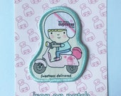 Cupcakes Delivered Patch
