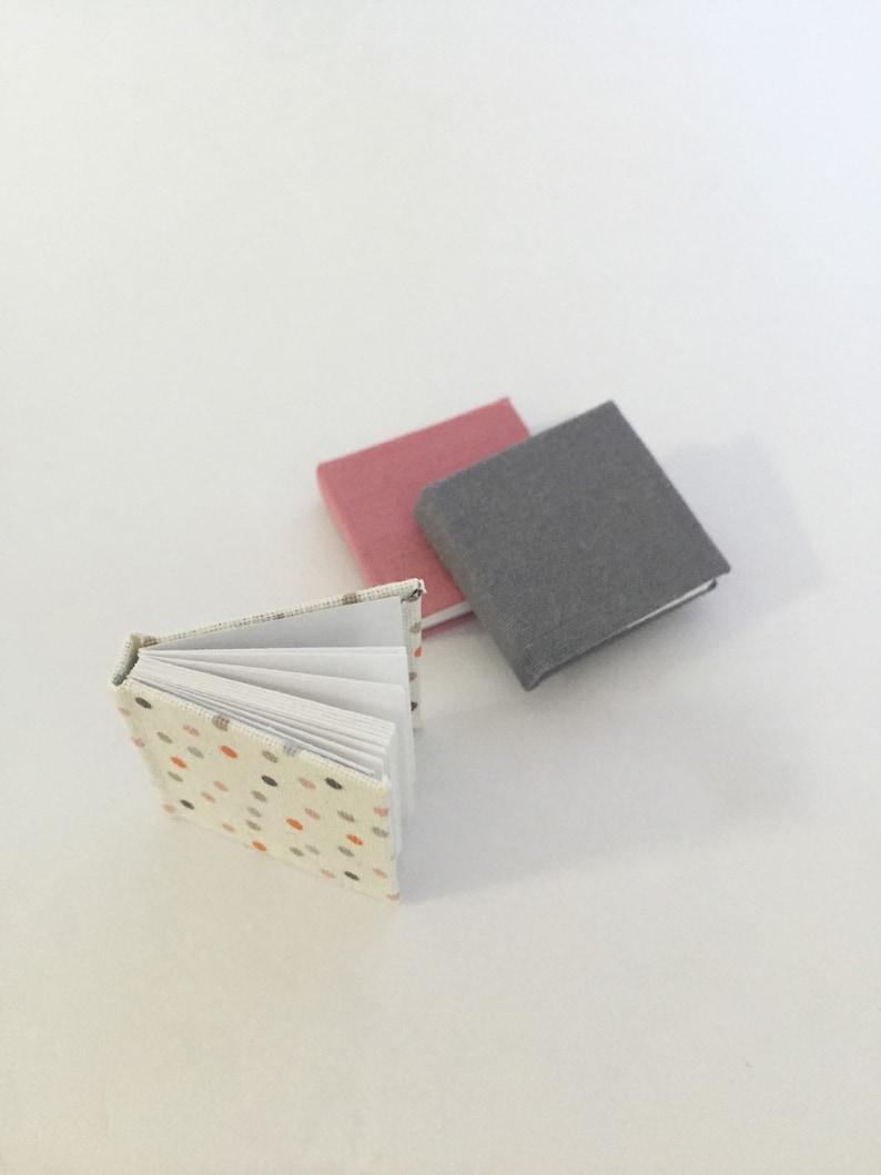 Miniature Handmade Books image 1