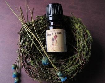 Fairy Forest Perfume / Handmade Fairy Perfume Oil / Fairy Fragrance / Faerie Perfume Oil / Handmade Artisan Patchouli Perfume Oil
