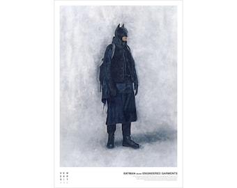 He Wears It 030 - Batman wears Engineered Garments