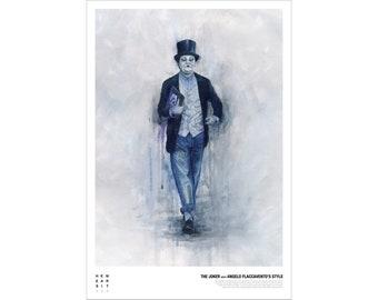 He Wears It 033 - The Joker wears Angelo Flaccavento's style