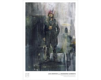 He Wears It 027 - Jack Sparrow wears Engineered Garments