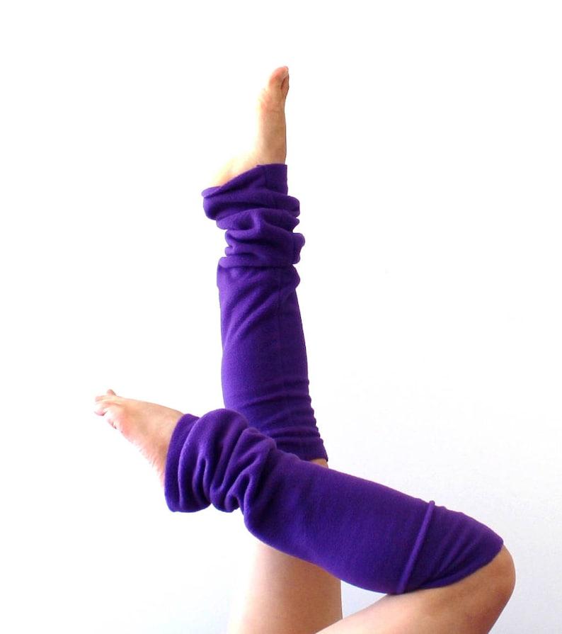 Purple leg warmers beige pink brown orange,Dance leg warmers,Boot cuffs,Yoga socks,Zephyr Graham,Handmade Australia,Mother day gift
