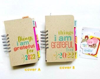 GRATITUDE journaling