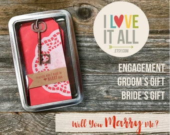 Reasons I Want to Marry You . Grooms Gift . Bride's Gift . Valentine's Day . Engagement Wedding Proposal . Coupon Book . Groom Groom's