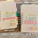 Gratitude Journal, Thankful Journal, Grateful Journal, Gratitude Book, Things I Am Grateful For, 365 Things, I Am Grateful For, Thankfulness