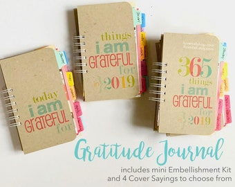 Gratitude Journal, 365 Things, I Am Grateful For, Gratitude Notebook, Thankful Journal, Gratitude Diary, Thankfulness, Today I Am Thankful