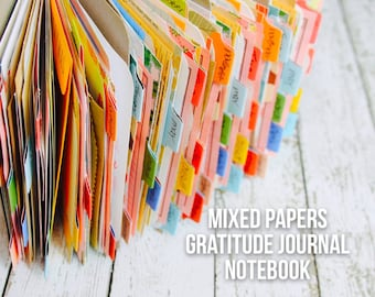 Thankful Journal, Gratitude Journal, 365 Things, I Am Grateful For, Thankful Notebook, Today I Am Thankful, Things Am Grateful For, Gift
