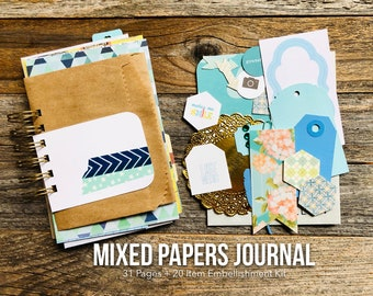 JOURNALS | mixed paper