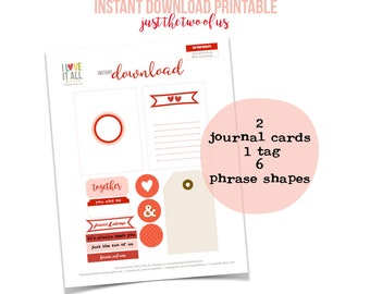 PRINTABLE TAGS + LABELS
