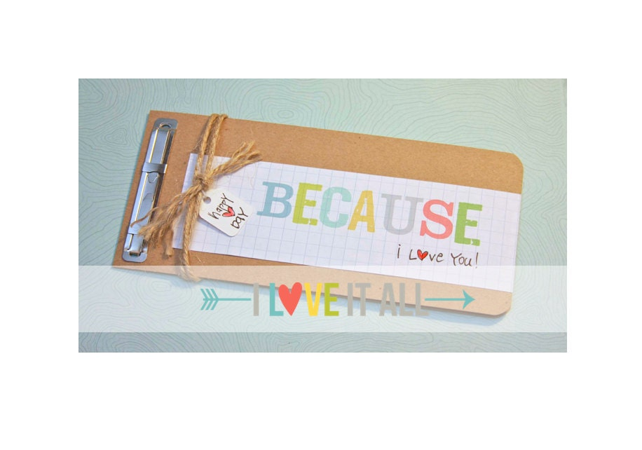 Romantic Birthday Gift Love Coupon Book Card For Husband Boyfriend
