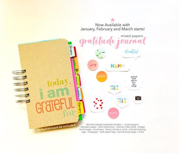 Today Journal, I Am Grateful, Gratitude Journal, Happiness Diary, Positivity, I Am Grateful, Gratitude Notebook, Mindset, Mindfulness Diary