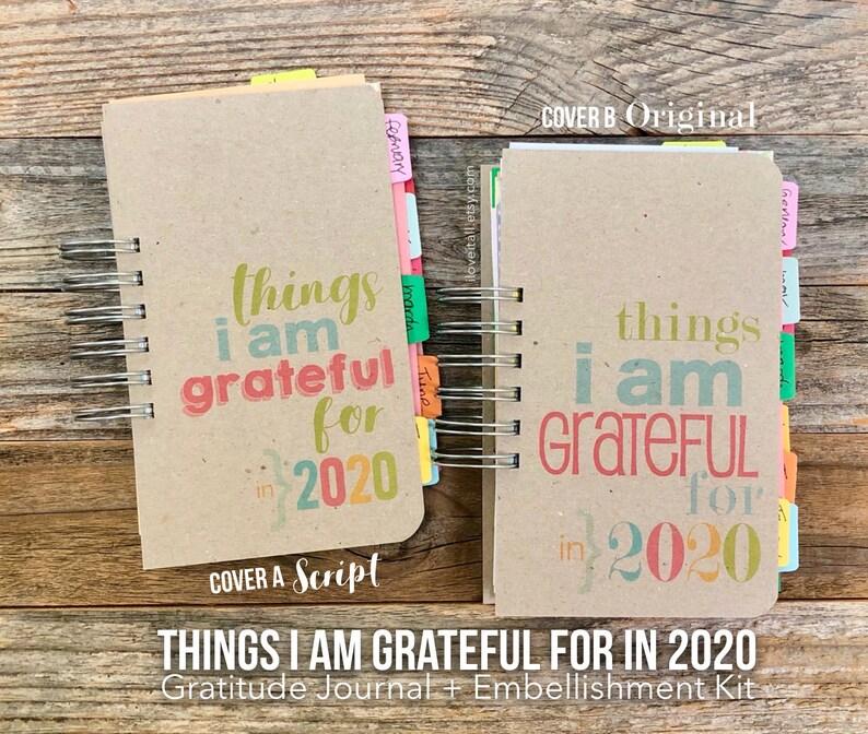 Gratitude Journal Thankful Journal Grateful Journal image 0