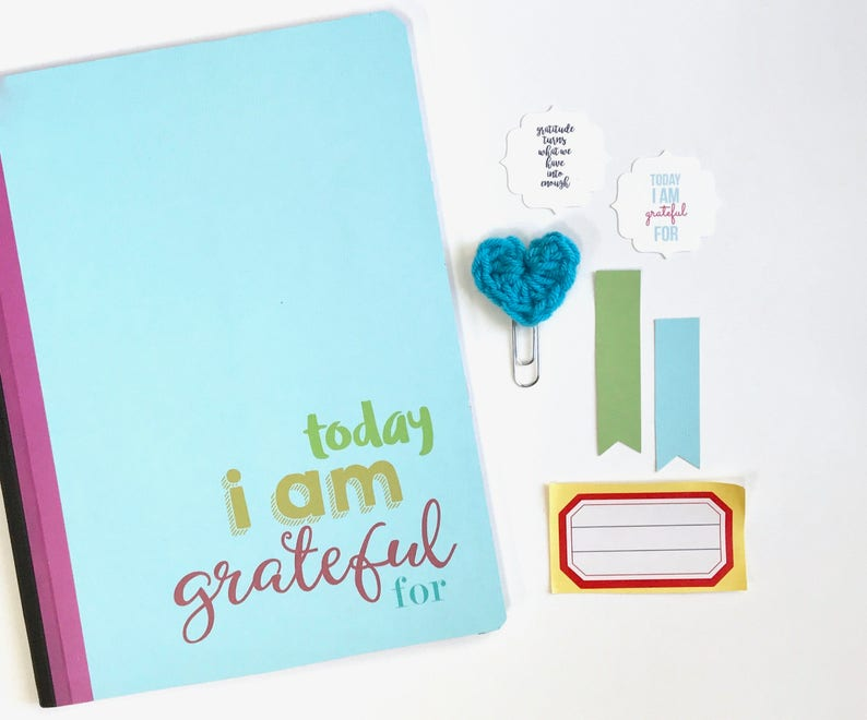 Gratitude Journal Today Journal I Am Grateful Composition image 0