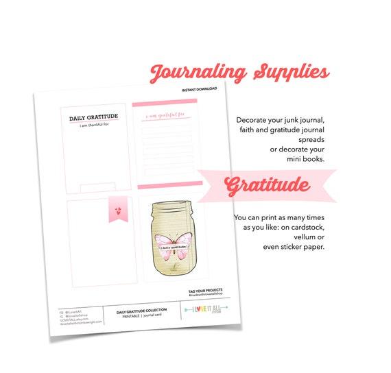 Mason Jar Printable, Daily Gratitude, I Am Thankful For, Gratitude Journal Supplies, Thankfulness, Thankful Grateful Blessed