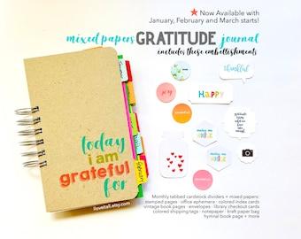 Today I Am Grateful Gratitude Journal, Happiness Diary, Positivity Notebook, I Am Grateful, Gratitude Notebook, Mindset, Mindfulness Diary