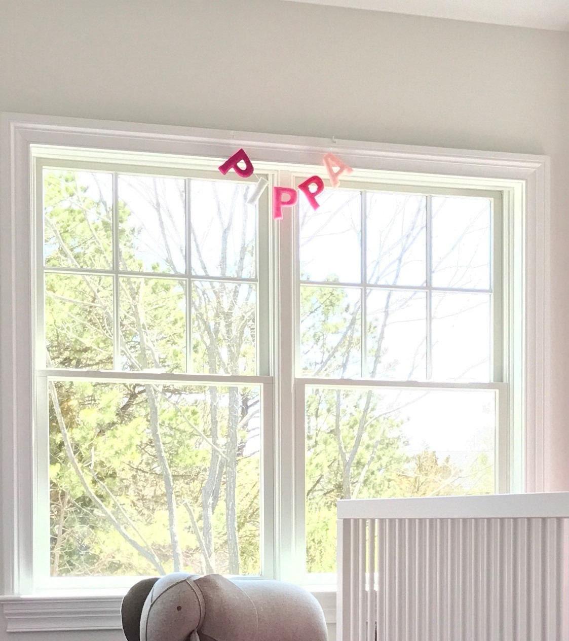 personnalis lettres murales chambre denfant plaque de. Black Bedroom Furniture Sets. Home Design Ideas