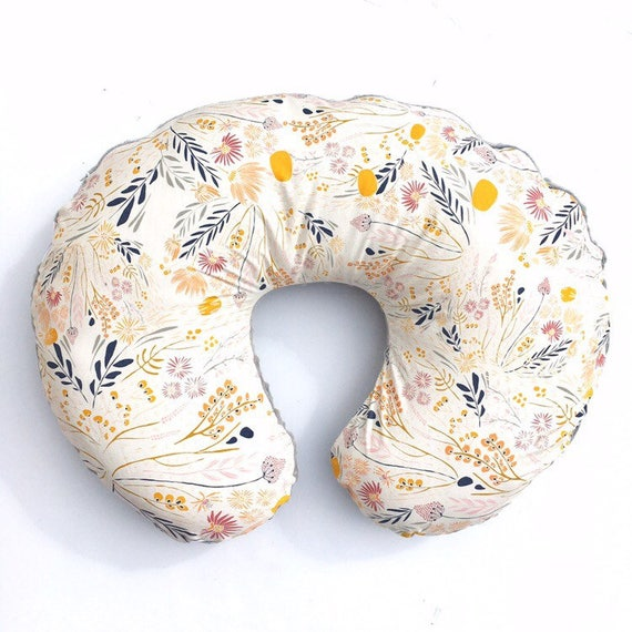 Nursing Pillow Cover MEADOW FLORAL