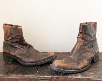 e9cb83a533868 Mens rocker boots | Etsy