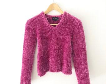 Size M JasperJConran Women/'s V-Neck  Sweater