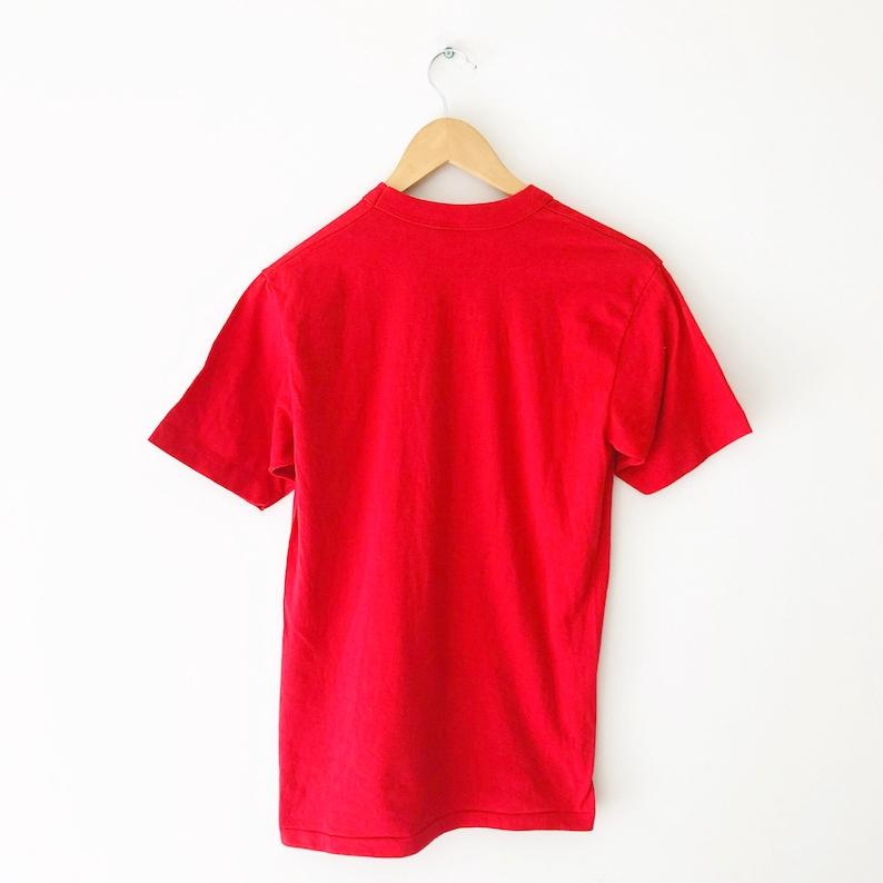 Vintage 1980s Dr Pepper Single Stitch I/'m a Pepper Graphic T Shirt