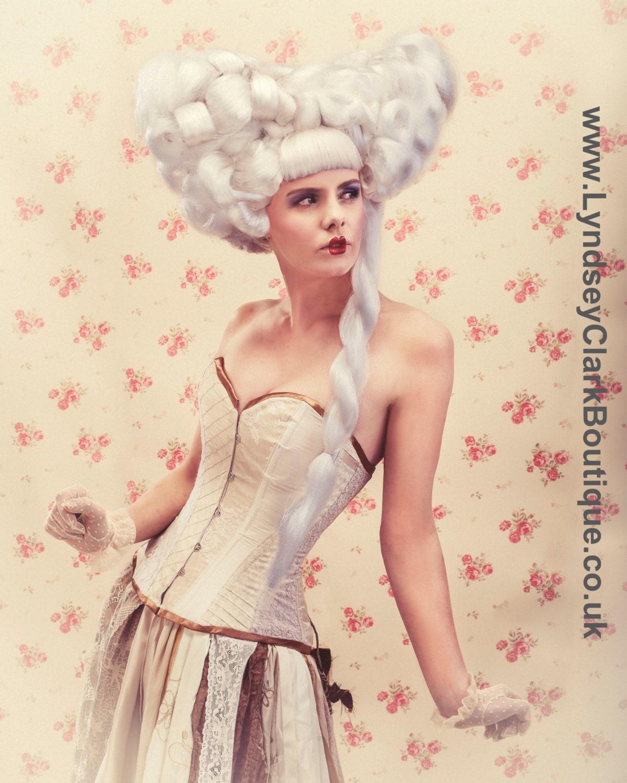 Steampunk Wedding Gowns: Steampunk Wedding Dress. Alternative Corset Dress. Gypsy
