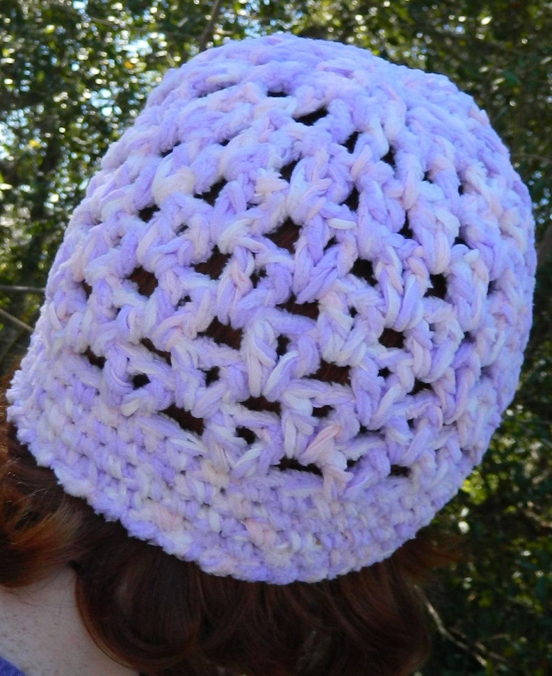 33/% SALE  off Beanie Hat in soft pastels