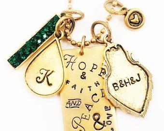 Hope, Faith, Peace, & Love
