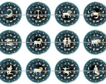 Zodiac Magnets Pins Party Favors Fridge Magnets