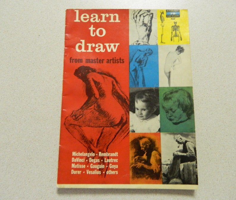 Drawing Anatomy for Beginners, Learning the Ins and Outs