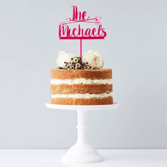 Cake Toppers 13cm High Acrylic Wedding Cake Topper Happily Ever After Cake Decorations Home Garden Vibranthns Lk