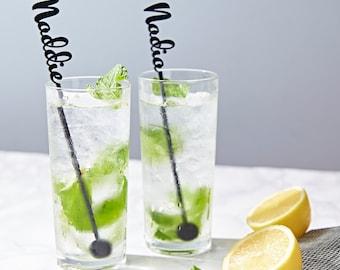 Personalised Drink Stirrer