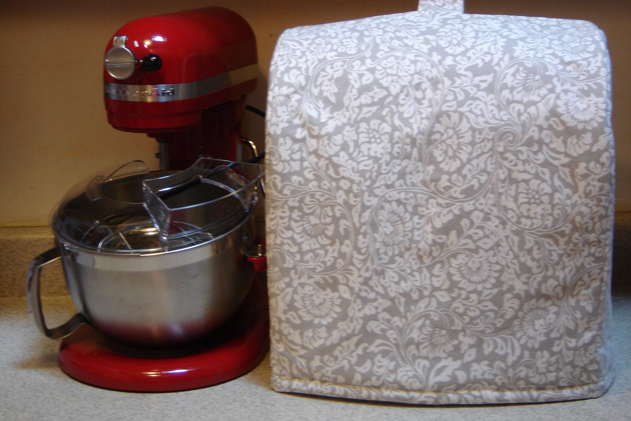 Kitchen Aid Mixer Cover on west bend mixer cover, large stand mixer cover, sunbeam mixer cover,