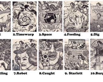 Davidjablow on etsy postcards by david jablow solutioingenieria Gallery