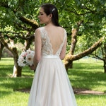 wedding dress lace wedding dress boho wedding dress nude wedding dress bridal gown lace bridal dress lace bridal gown lace wedding gown