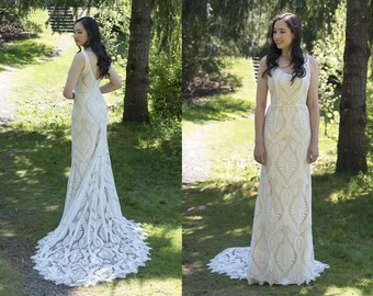 f1f164d404e boho wedding dress lace wedding dress sleeveless bohemian wedding dress  lace wedding dresses lace wedding gown