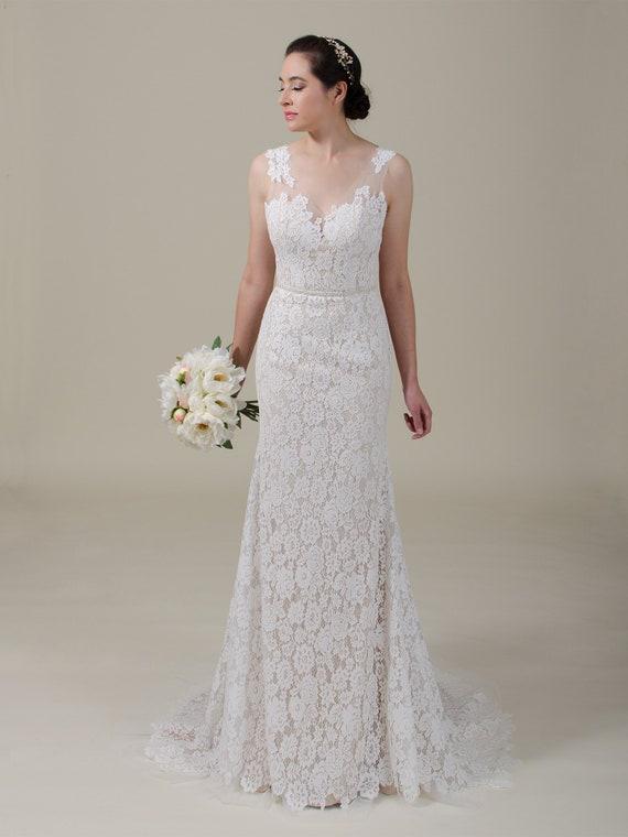 Boho Wedding Dress Bohemian Lace