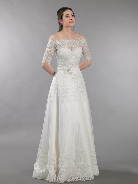 Wedding Dress Lace Bridal Gown
