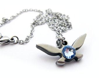 Zelda Navi Necklace - Stainless Steel