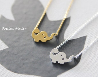 Cute Dinosour Necklace in Gold Silver. Dinosour Necklace. Animal. Collar  Bone Necklace. Everyday Wear. Unisex Gift (PNL-190) 20a84dc632e1