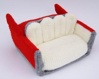 amigurumi pattern cadillac sofa