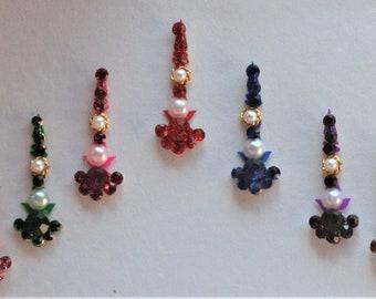 Bindi Variety Pack, Indian Jewelry, Bindis, Sari Jewelry