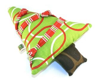 Dog Toy Christmas Tree, Extra Durable Dog Toy, Holiday Christmas Tree Dog Toy Gift