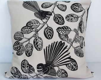 Fantail Cushion cover